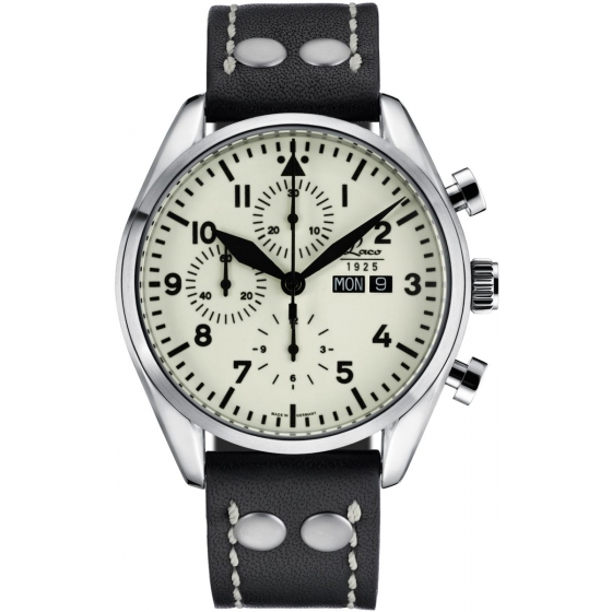 861892-Chronograph Automatic Havanna 44mm - Laco