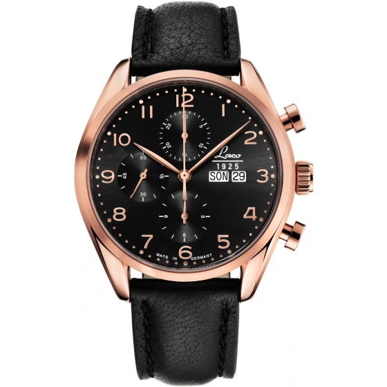 861870-Chronograph Automatic Paris 44mm - Laco