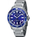 Impermeable Automatic Blue - West End Watch Co.