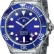 6850.10.3335-ALBL-Impermeable Automatic Blue - West End Watch Co.