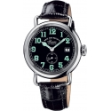 Sowar 1916 Silver/Black - West End Watch Co.