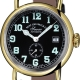 6832.30.3245-Sowar 1916 Gold/Black - West End Watch Co.
