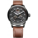 Extreme Roadster Skeleton Automatic Black/Brown - Fiyta