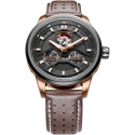 Extreme Roadster Skeleton Automatic Rose Gold/Brown - Fiyta