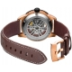 GA866002.MBR-Extreme Roadster Skeleton Automatic Rose Gold/Brown - Fiyta