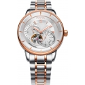 Photographer Open Heart Automatic Rose Gold Steel - Fiyta