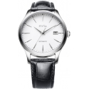 Classic Automatic White Leather - Fiyta