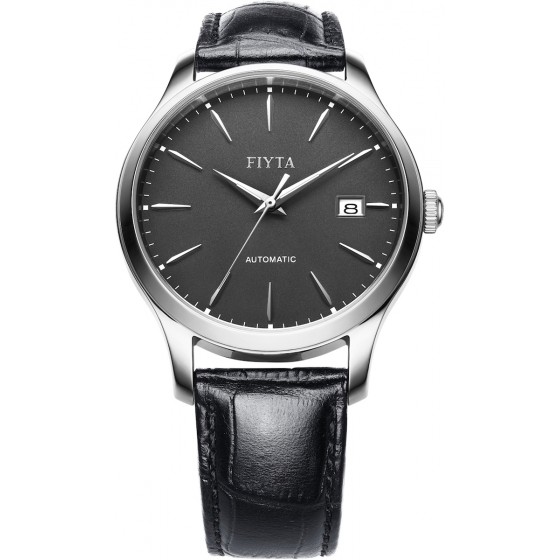 WGA1010.WHB-Classic Automatic Black Leather - Fiyta
