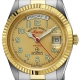 6828.20.2315-The Classics Automatic Silver/Gold Chiffres - West End Watch Co.