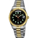 The Classics Automatic Silver/Black/Gold Chiffres - West End Watch Co.