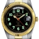 6828.20.2332-The Classics Automatic Silver/Black/Gold Chiffres - West End Watch Co.