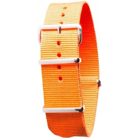 881*19ST-Bracelet NATO Nylon Orange - ZRC