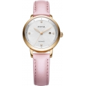 Floriography Automatic Rose Gold/Pink - Fiyta