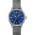 Pilot Watch Type A Münster Blue Hour 42mm Automatic - Laco