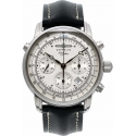 100 Years Automatic Chronograph Silver/Black - Zeppelin