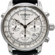 7618-1-100 Years Automatic Chronograph Silver/Black - Zeppelin