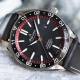 AL-525BR5AQ6 -Alpiner 4 Automatic Black/Red - Alpina