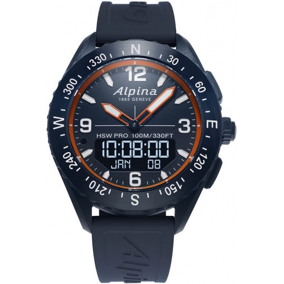 AL-283LNO5NAQ6 -AlpinerX Blue/Orange - Alpina