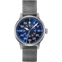 Pilot Watch Type B Leipzig Blue Hour 42mm Handwinding - Laco