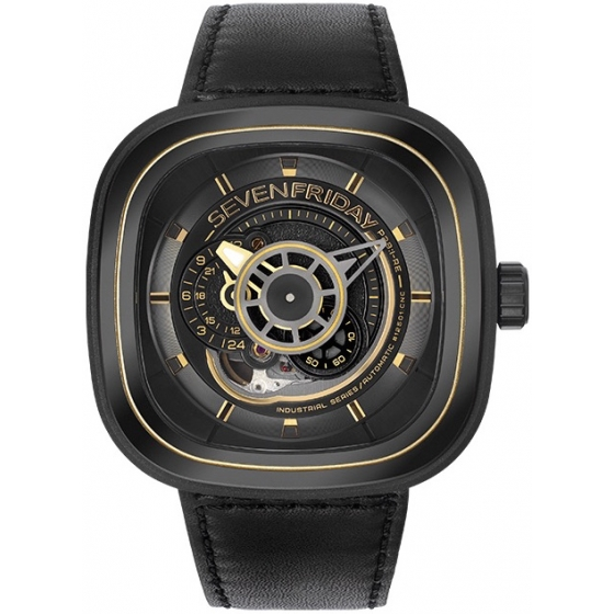 P2B/02-P-Series P2B/02 Industrial Revolution - SevenFriday