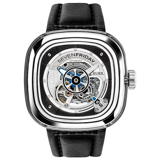 S1/01-S-Series S1/01 Industrial Essence - SevenFriday