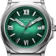 08.1170.G.6.6.E8.6 -Ice Cliff Automatic Sunray Green/Steel - Emile Chouriet