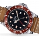 162.500.65-Diver Vintage GMT Quartz Red - Davosa