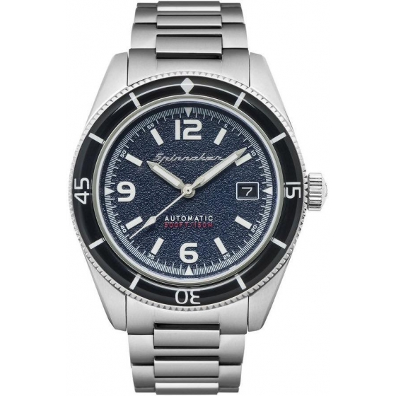 SP-5055-22-Fleuss Automatic Blue Steel SP-5055-22 - Spinnaker
