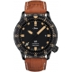1010.023 Leather Strap-Diving Watch U1 S E Leather Strap - Sinn