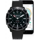 AL-282LBB4V6-Seastrong Horological Smartwatch Black AL-282LBB4V6 - Alpina