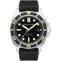 Hull Diver Automatic Black SP-5088-01 - Spinnaker