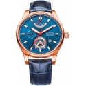 Yachtsman Automatic Blue/Rose Gold - Fiyta