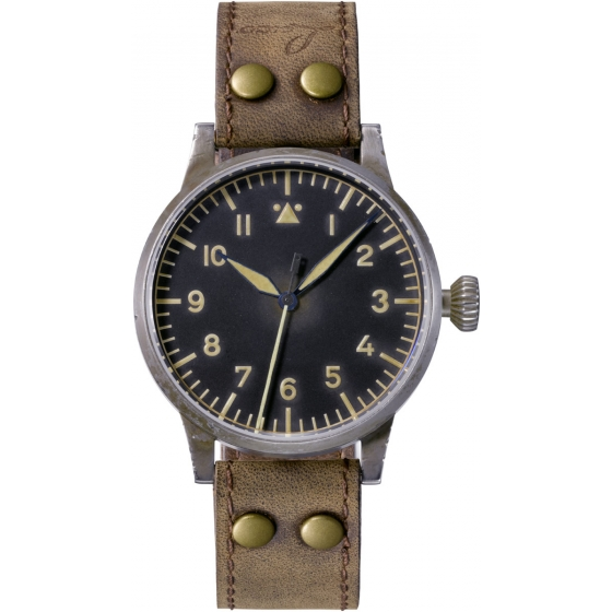 861931-Pilot Watch Type A Münster Erbstuck 42mm Automatic - Laco