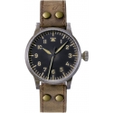Pilot Watch Type A Memmingen Erbstück 42mm Handwinding - Laco