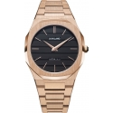 Ultra Thin Steel 40mm ROSE GOLD - D1 Milano