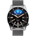 60 Atmos Matic Brushed - Squale