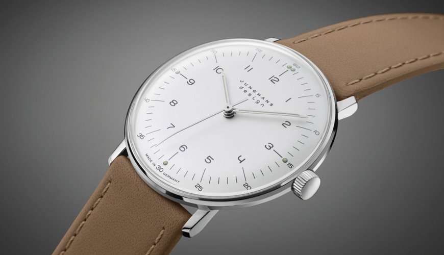 Montre Junghans Max Bill