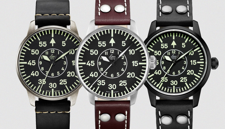 Laco Pilot Watch Type B
