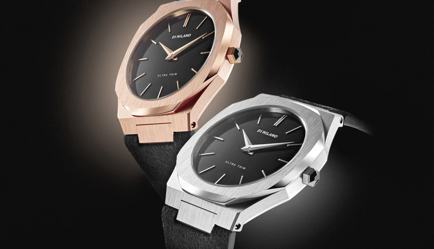 Collection Montres D1 Milano Ultra Thin