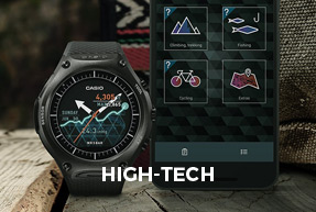Montre High-Tech